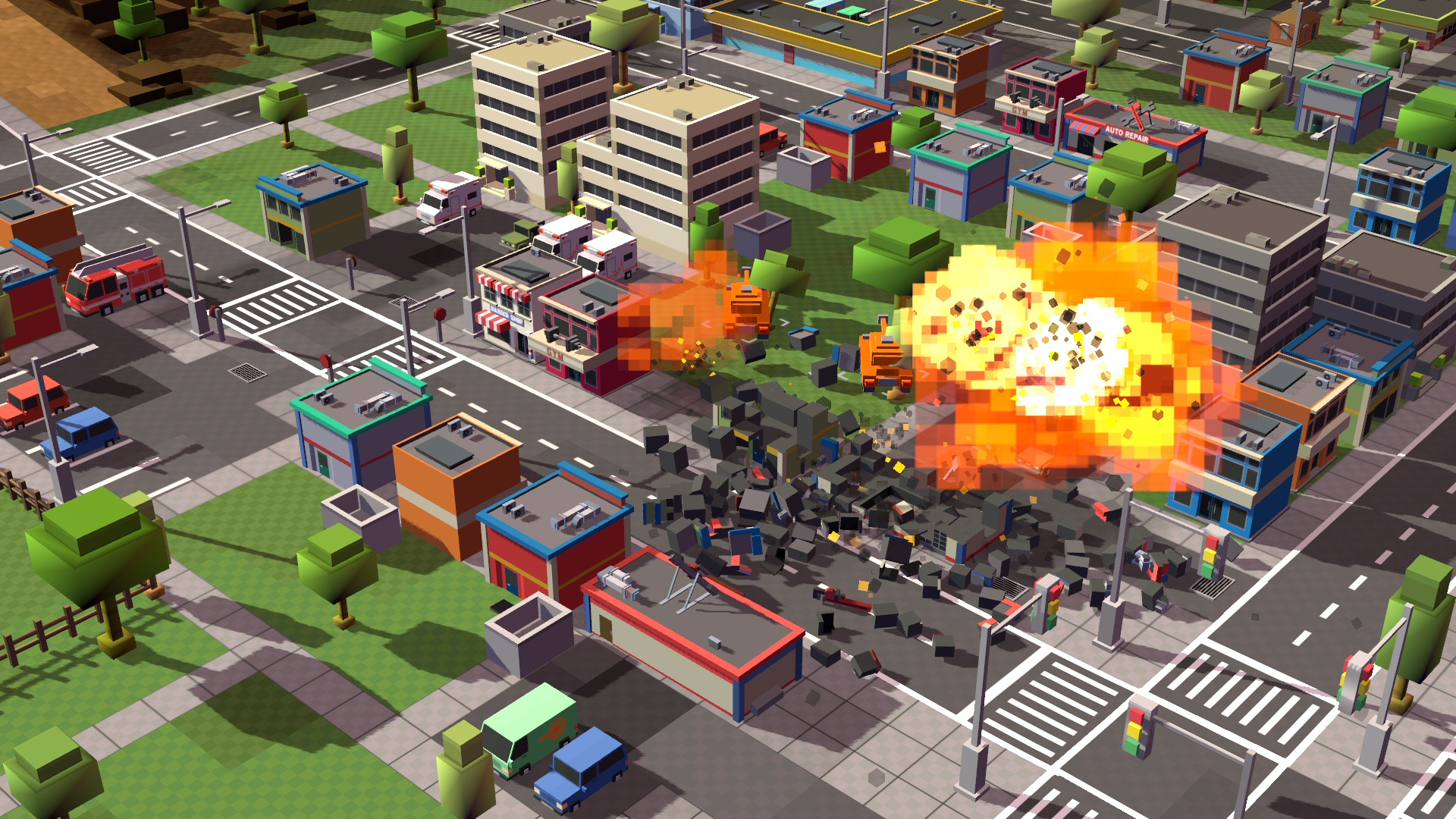 8-Bit Armies Review Screenshot 3