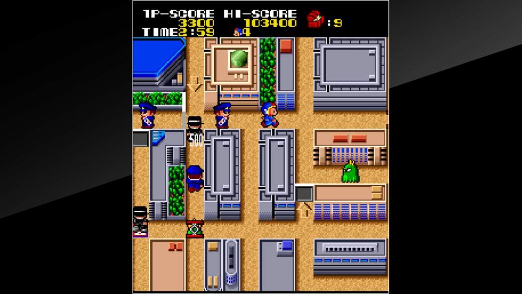 Arcade Archives Kid's Horehore Daisakusen Review Screenshot 1