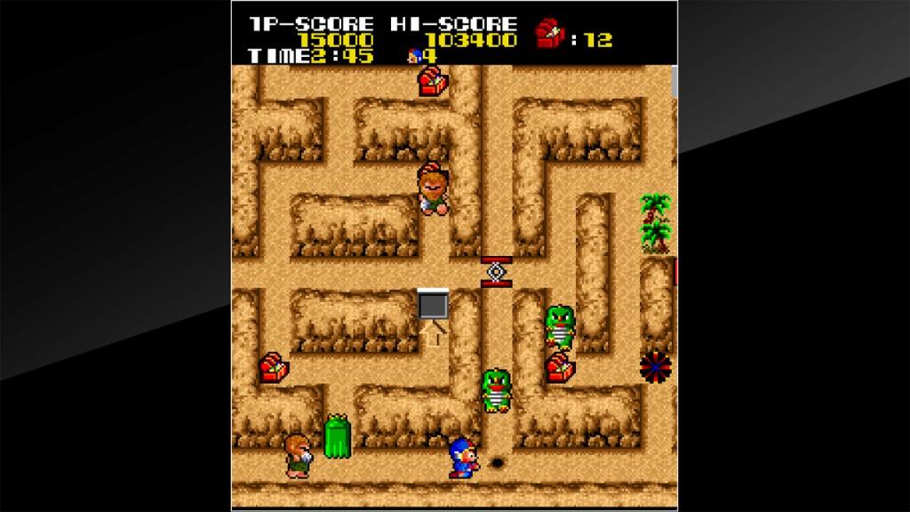 Arcade Archives Kid's Horehore Daisakusen Review Screenshot 2