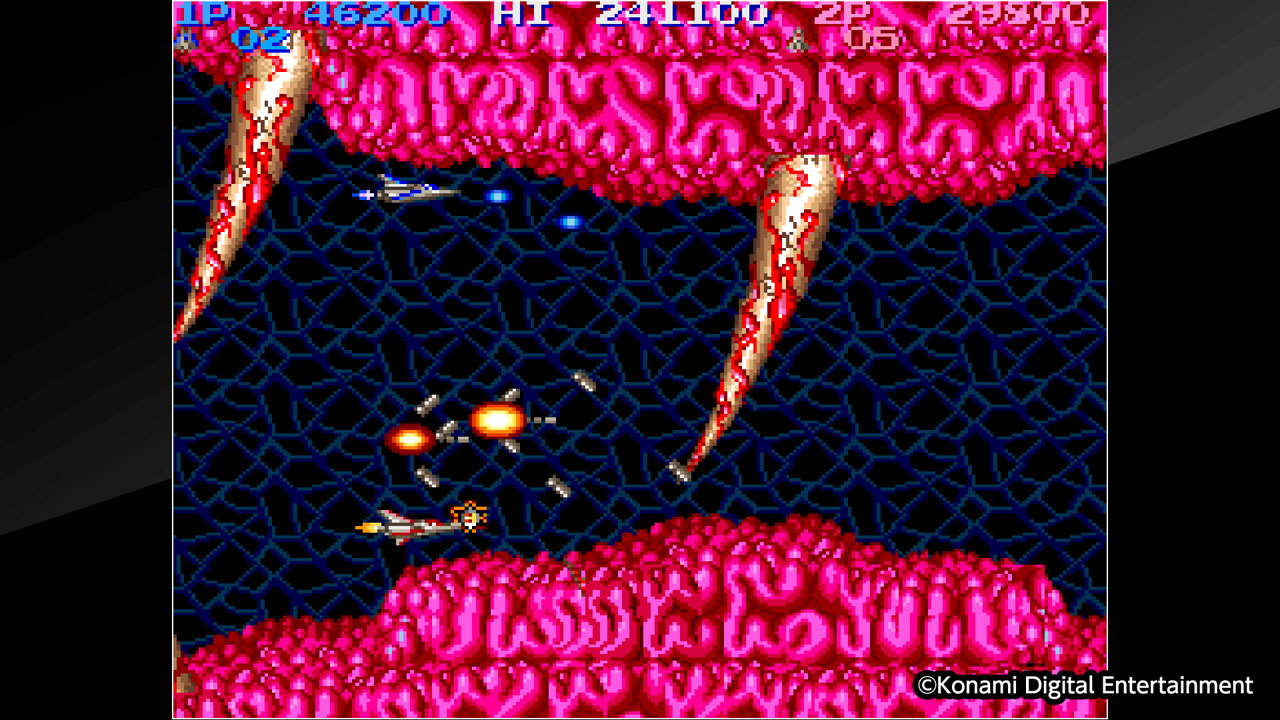 Arcade Archives Life Force Review Screenshot 1