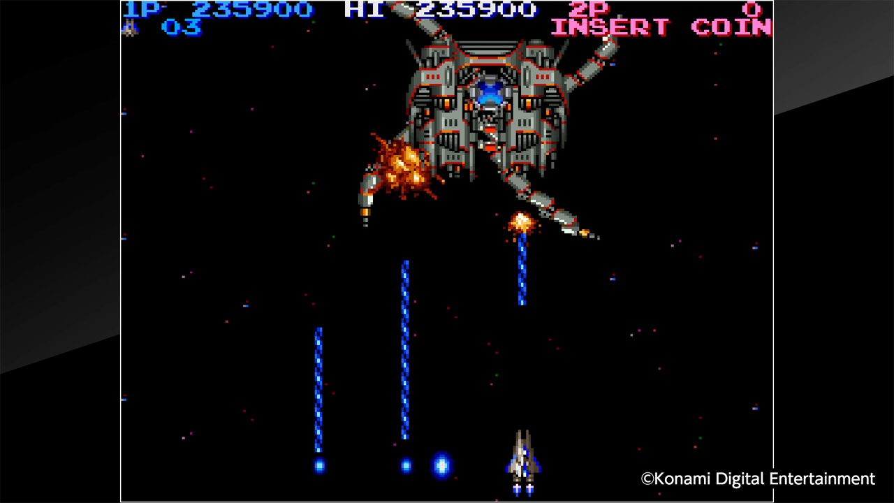 Arcade Archives Life Force Review Screenshot 2