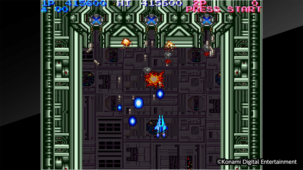 Arcade Archives Life Force Review Screenshot 3