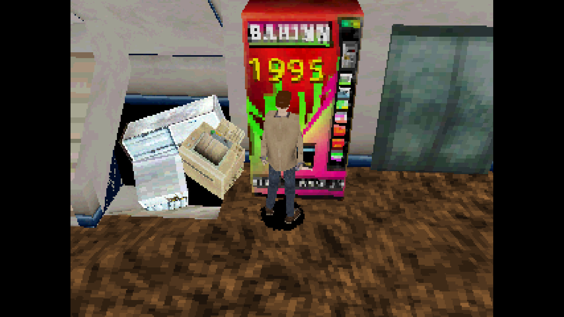Back in 1995 Review Screenshot 3