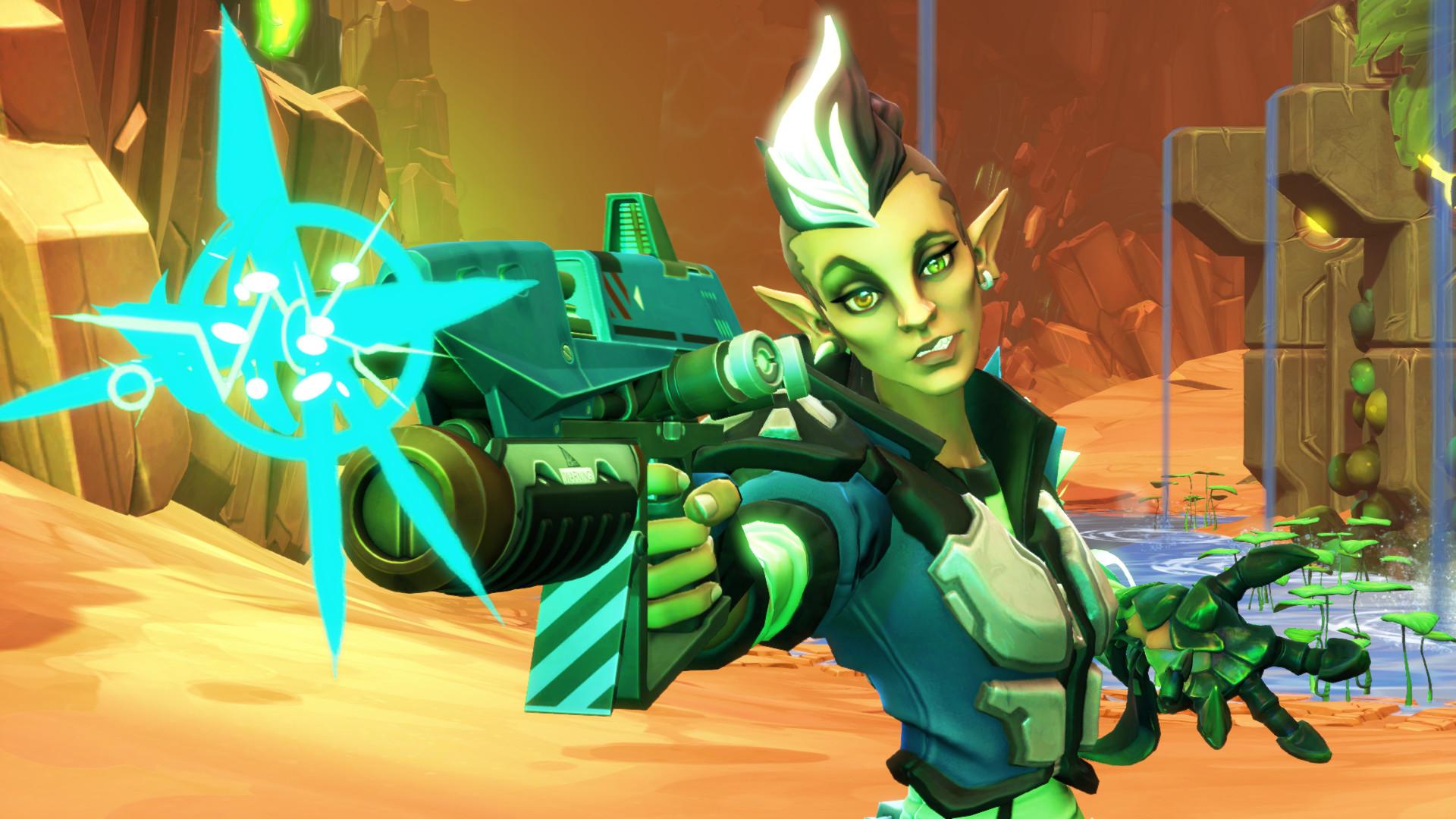Battleborn Review Screenshot 1