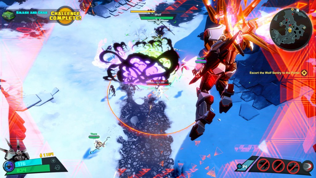 Battleborn Review Screenshot 2