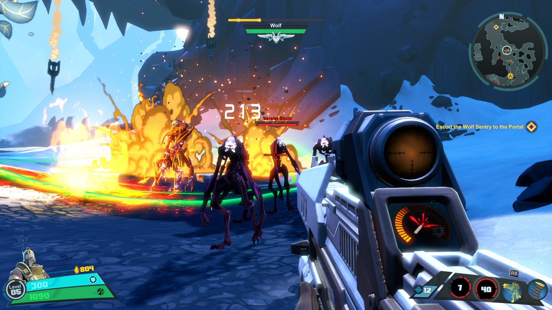 Battleborn Review Screenshot 3