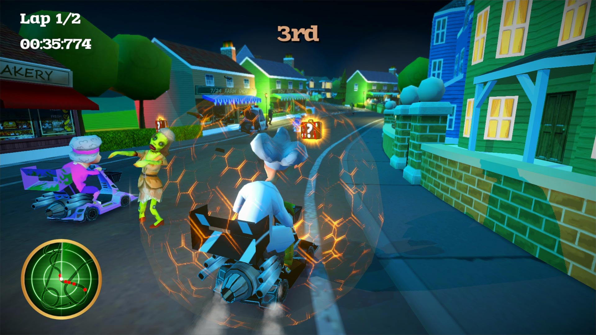 Coffin Dodgers Review Screenshot 3