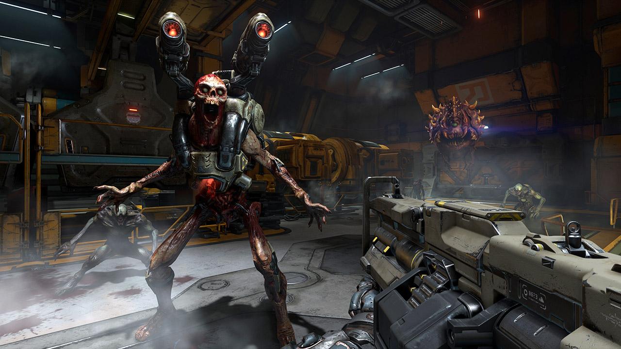 Doom Review Screenshot 1