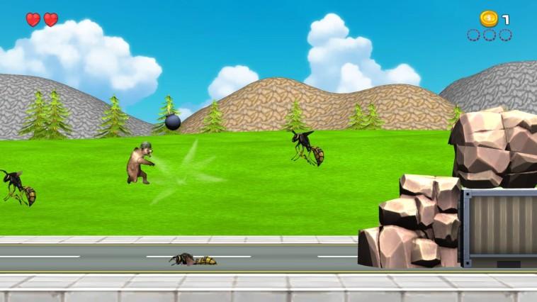 Epic Dumpster Bear Review Screenshot 2
