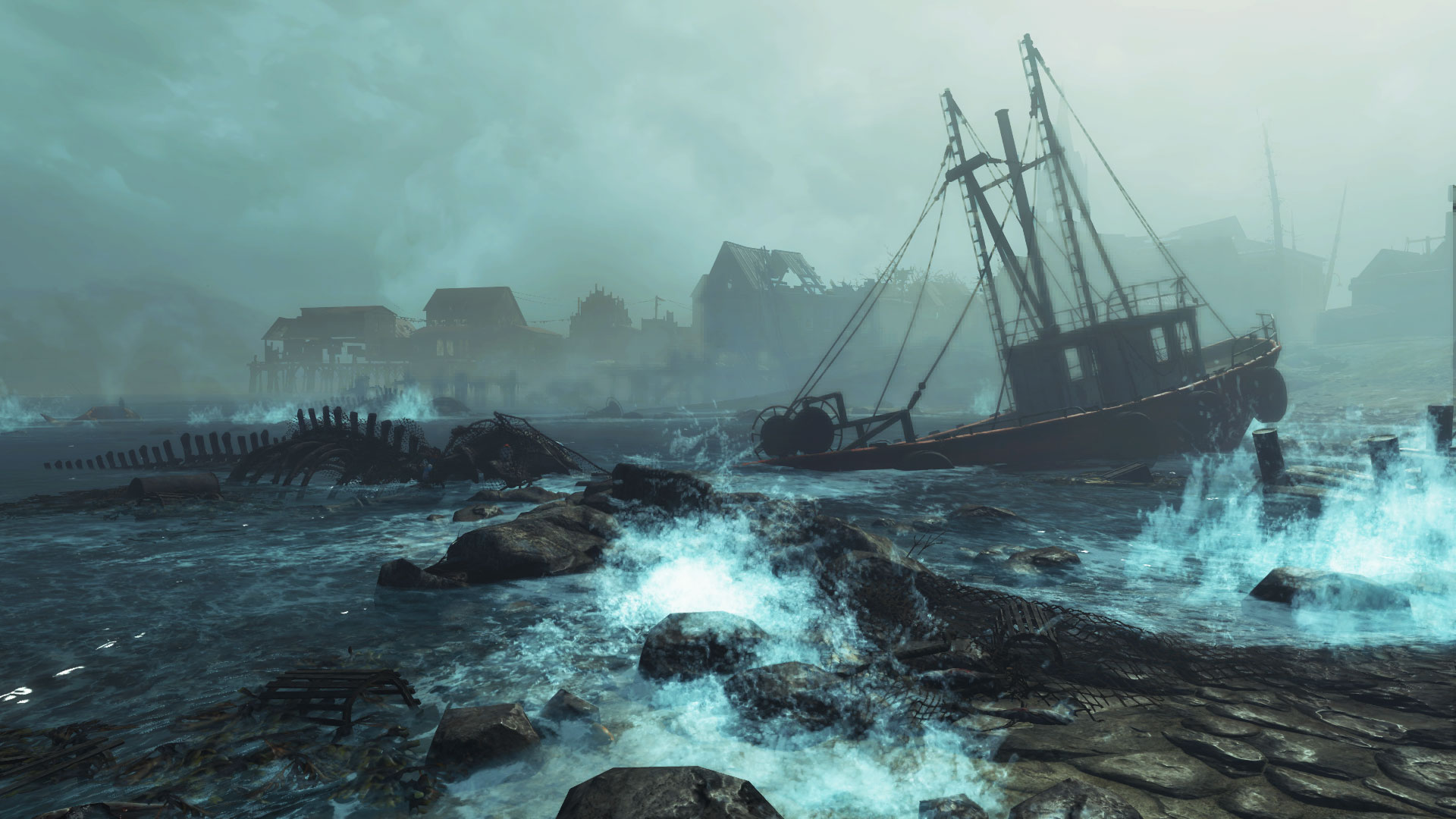Fallout 4 Far Harbor Review Screenshot 1