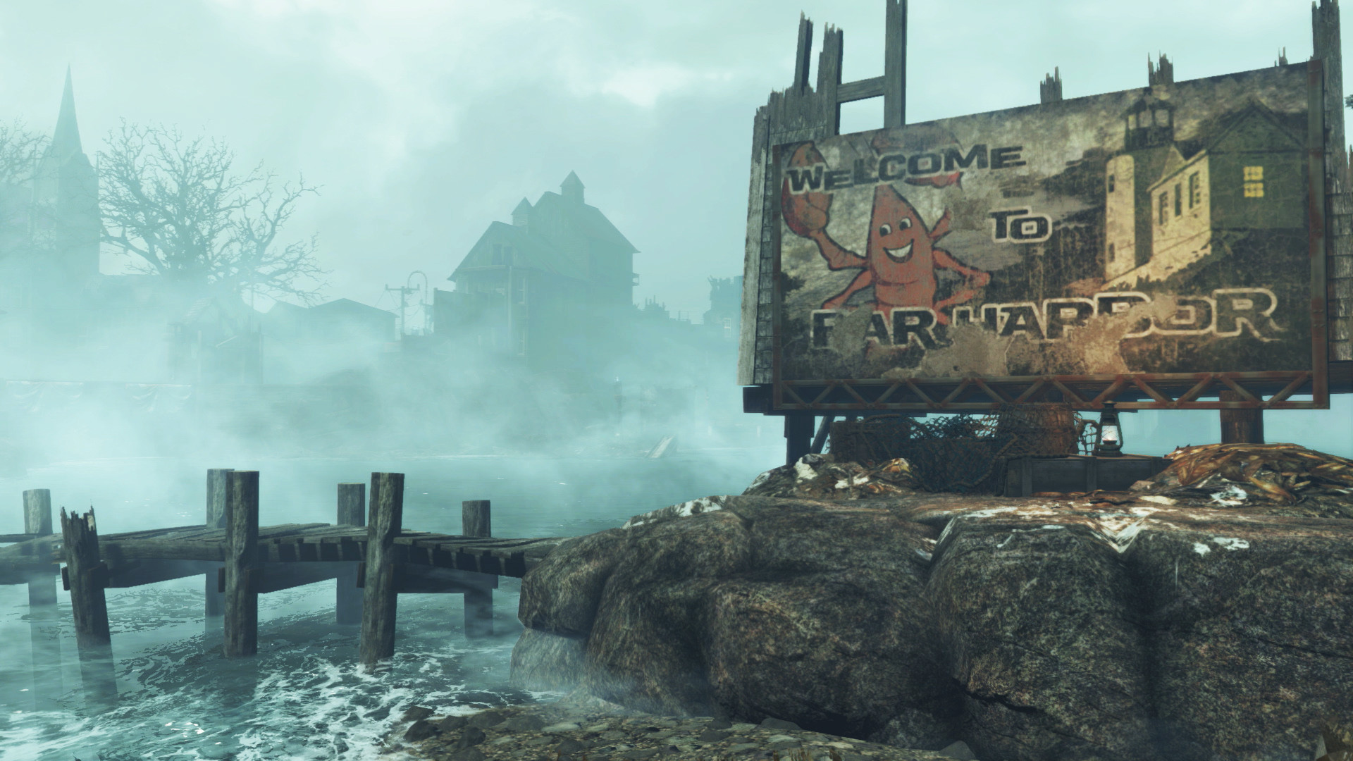 Fallout 4 Far Harbor Review Screenshot 2