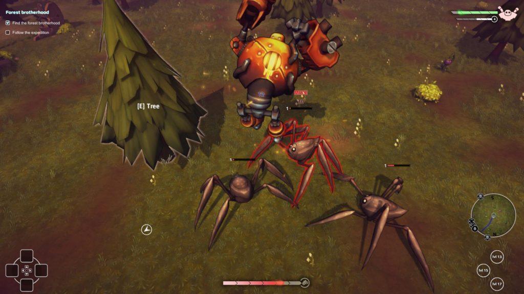 Goliath Review Screenshot 3