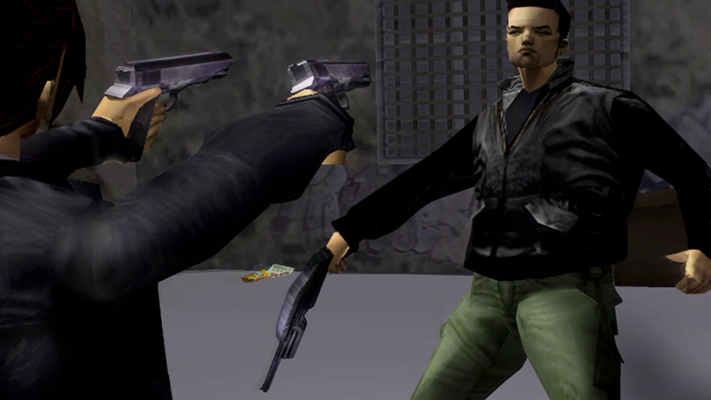 Grand Theft Auto III Review Screenshot 1