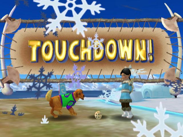 Jerry Rice & Nitus' Dog Football Review Screenshot 3
