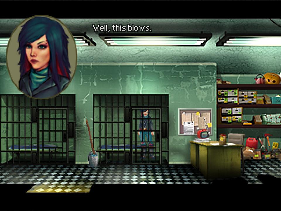 Kathy Rain Review Screenshot 2