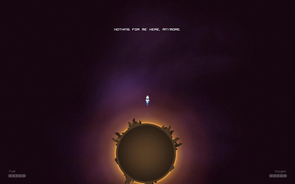 Last Horizon Review Screenshot 1