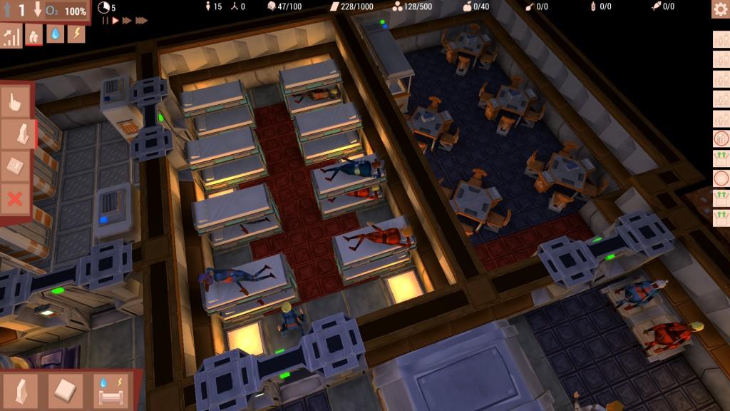 Life in Bunker Review Screenshot 1