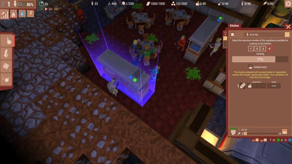 Life in Bunker Review Screenshot 2