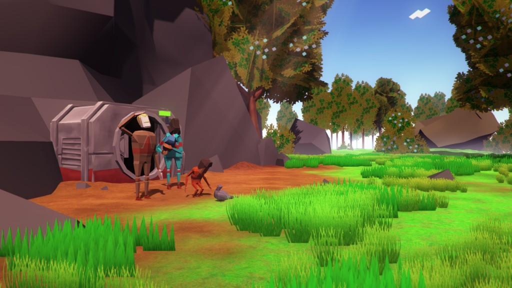Life in Bunker Review Screenshot 3