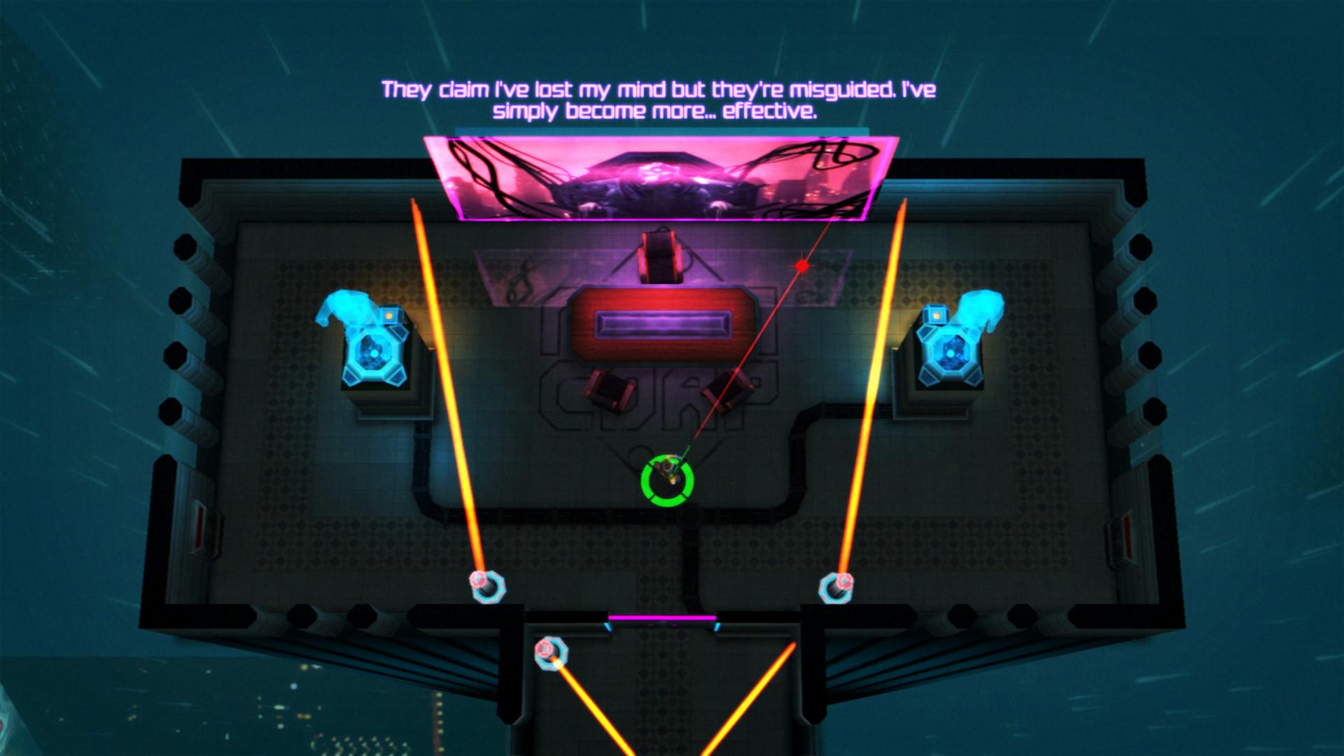 Neon Chrome Review Screenshot 2