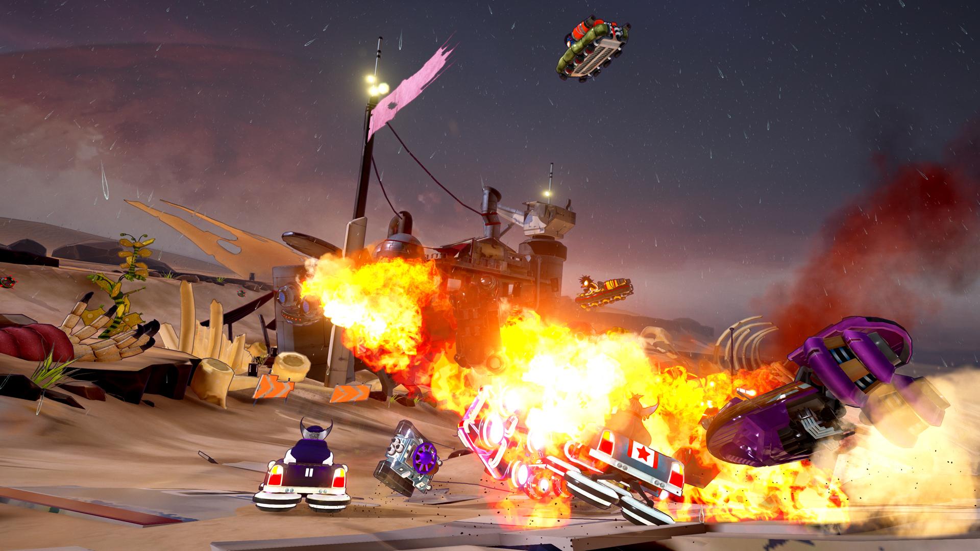 Obliteracers Review Screenshot 3