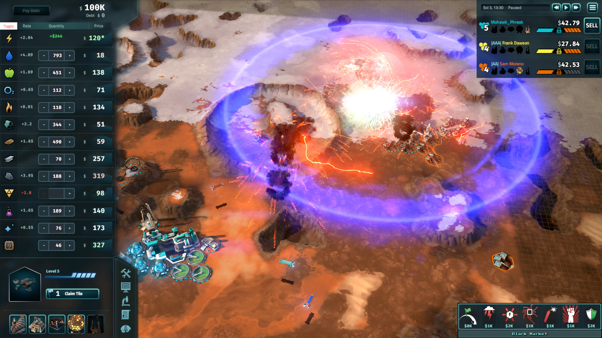 Offworld Trading Company Review Screenshot 3
