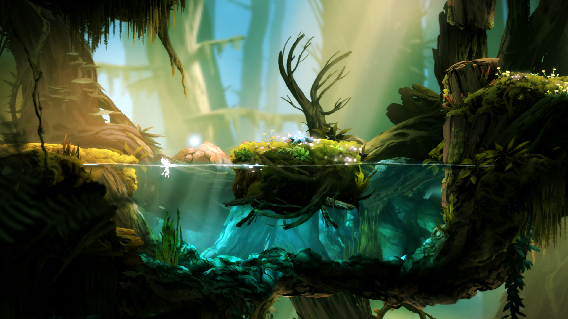 Ori and the Blind Forest Definitive Edition Review Screenshot 1