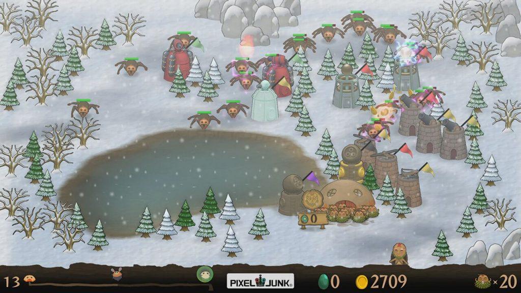 Pixeljunk Monsters HD Wii U Screenshot 3