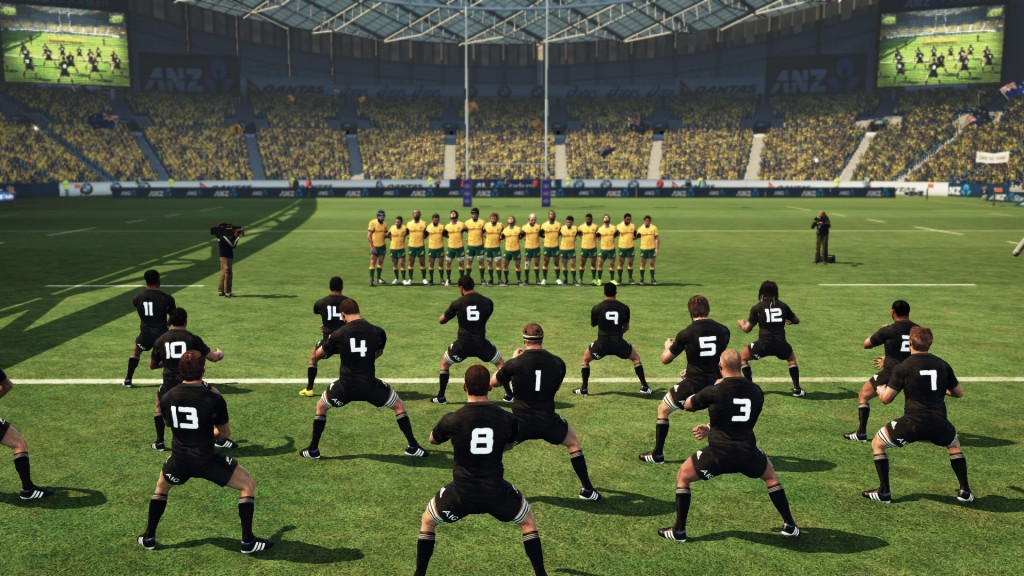Rugby Challenge 3 Review Screenshot 1