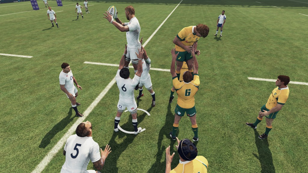 Rugby Challenge 3 Review Screenshot 2