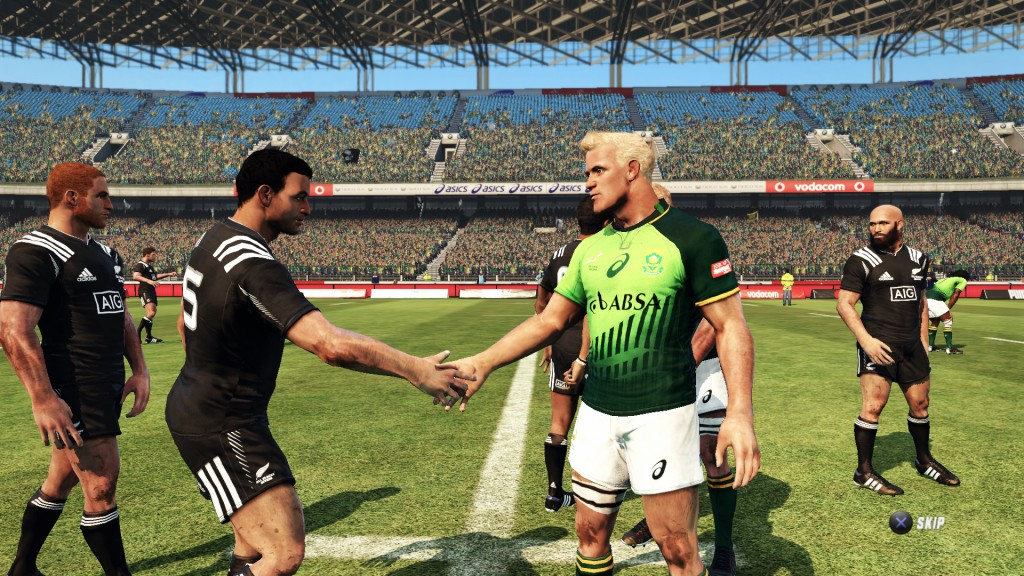 Rugby Challenge 3 Review Screenshot 3
