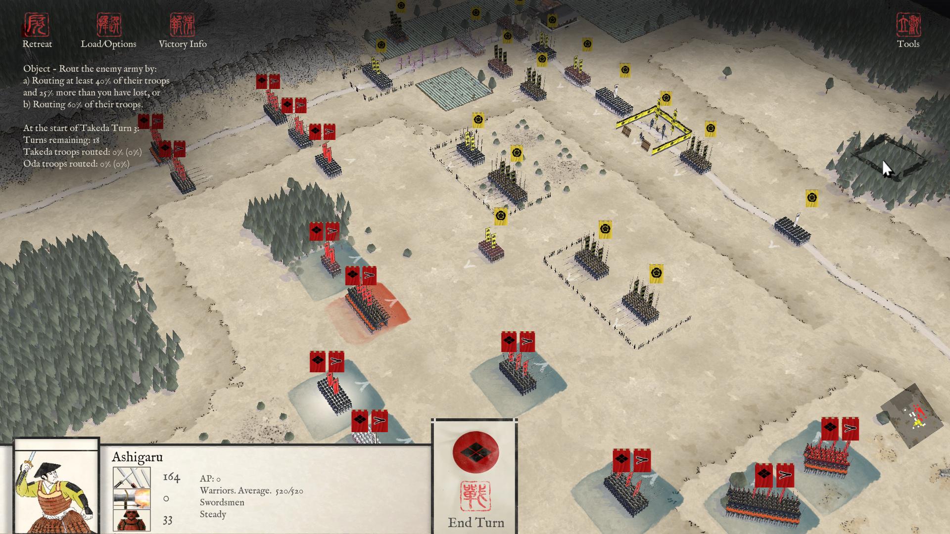 Sengoku Jidai Shadow of the Shogun Review Screenshot 3