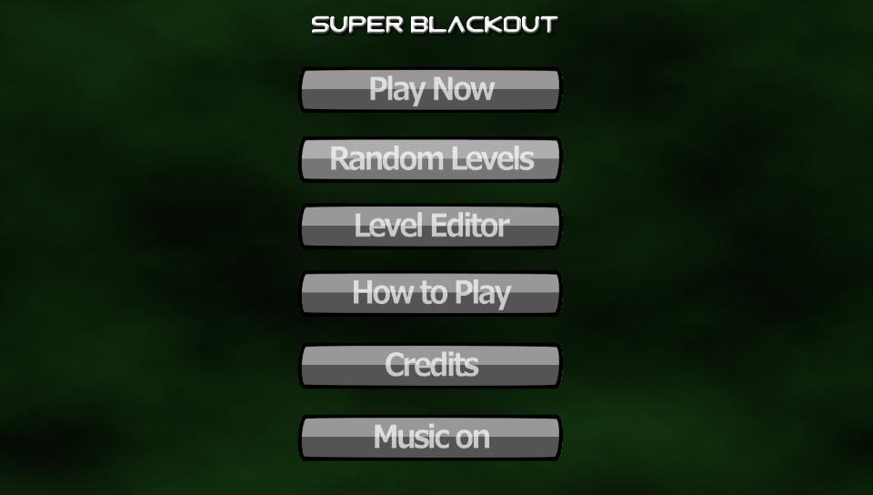 Super Blackout Review Screenshot 1