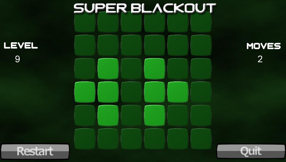 Super Blackout Review Screenshot 2