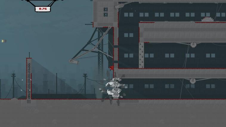 Super Meat Boy Review Screenshot 1