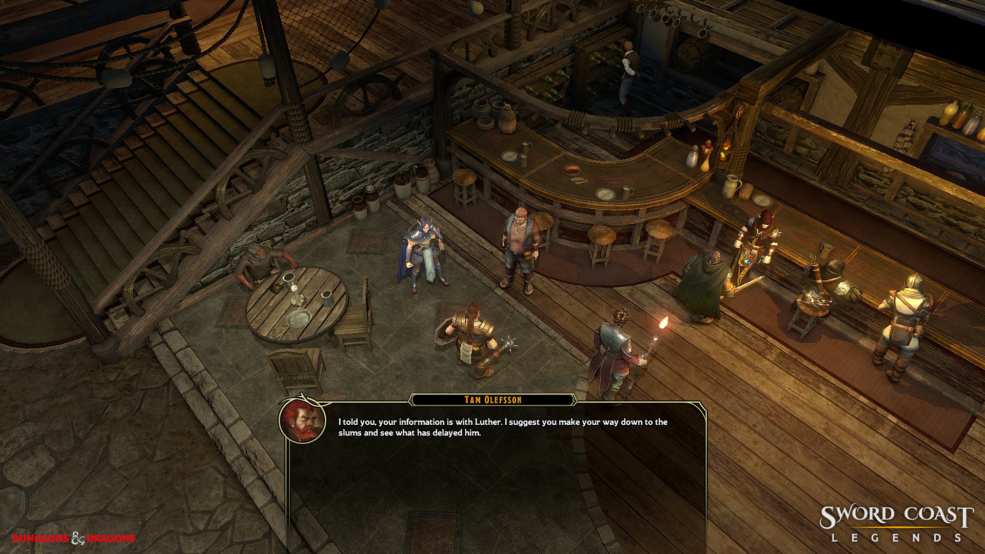 Sword Coast Legends Review Screenshot 1