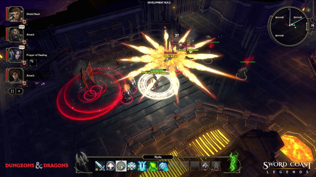Sword Coast Legends Review Screenshot 2