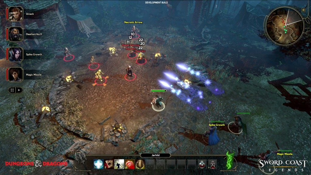 Sword Coast Legends Review Screenshot 3
