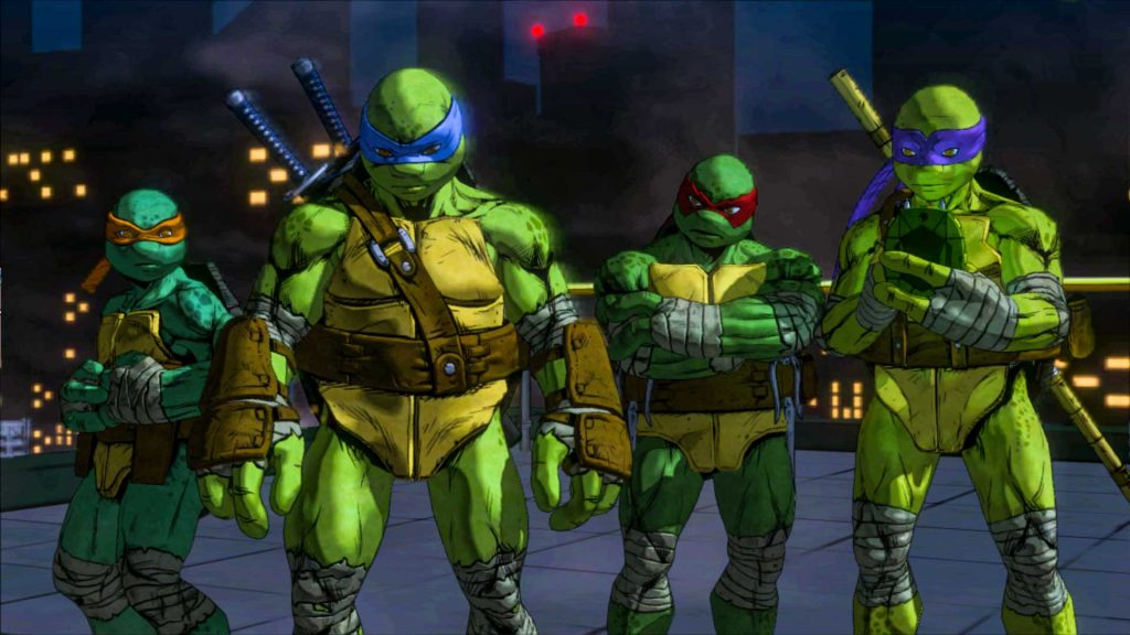 Teenage Mutant Ninja Turtles Mutants in Manhattan Review Screenshot 1