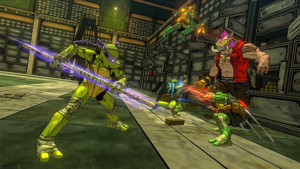 Teenage Mutant Ninja Turtles Mutants in Manhattan Review Screenshot 2