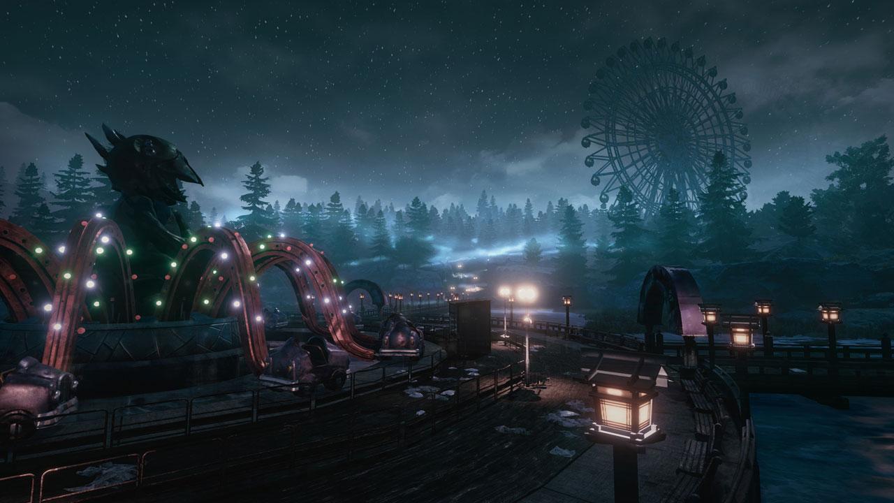 The Park Review Screenshot 1