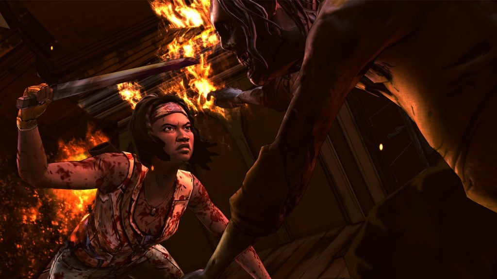 The Walking Dead Michonne Episode 3 What We Deserve Review Screenshot 1