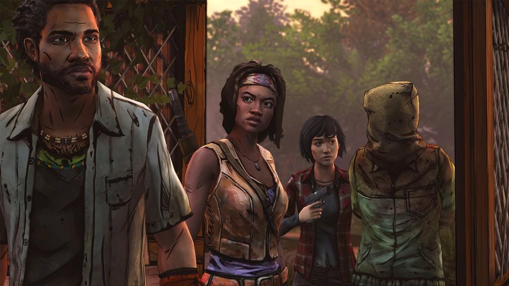 The Walking Dead Michonne Episode 3 What We Deserve Review Screenshot 2