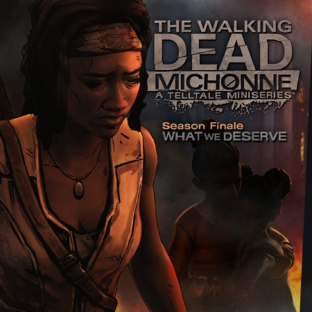 The Walking Dead Michonne Episode 3 What We Deserve Review