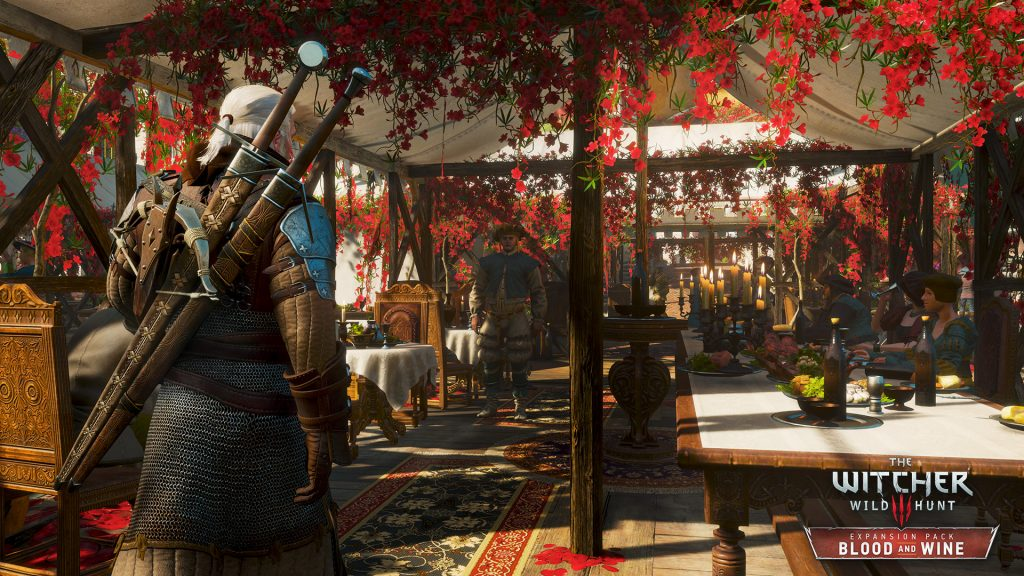 The Witcher 3 Wild Hunt Blood and Wine Review Screenshot 1