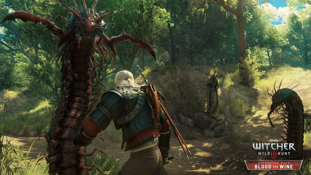 The Witcher 3 Wild Hunt Blood and Wine Review Screenshot 2