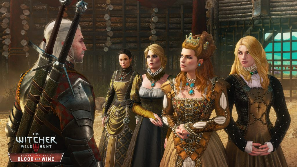 The Witcher 3 Wild Hunt Blood and Wine Review Screenshot 3