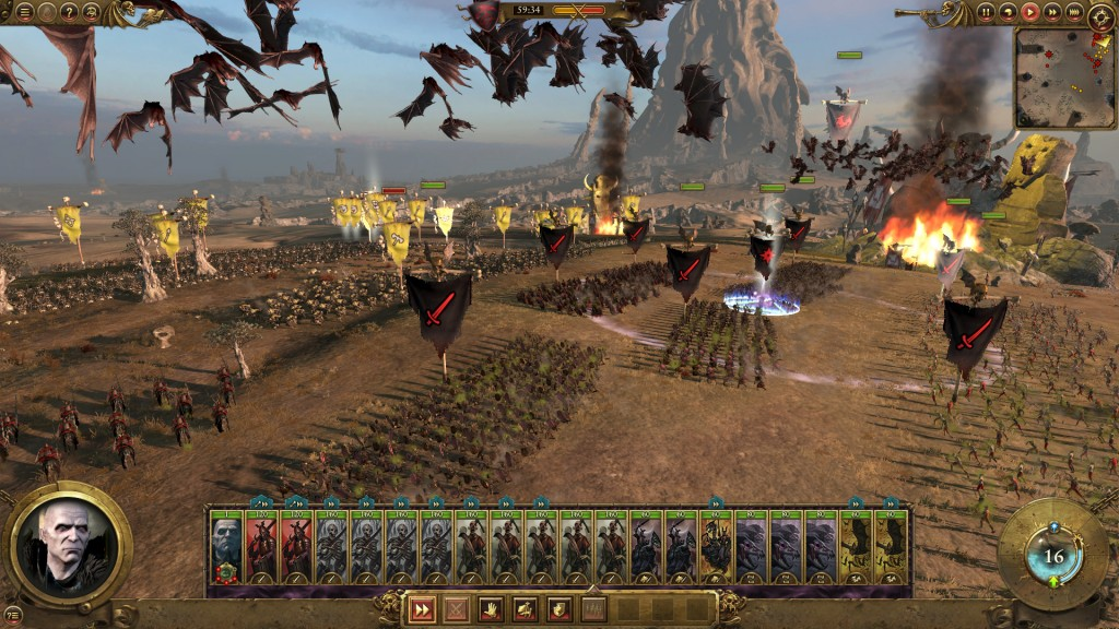 Total War Warhammer Review Screenshot 1