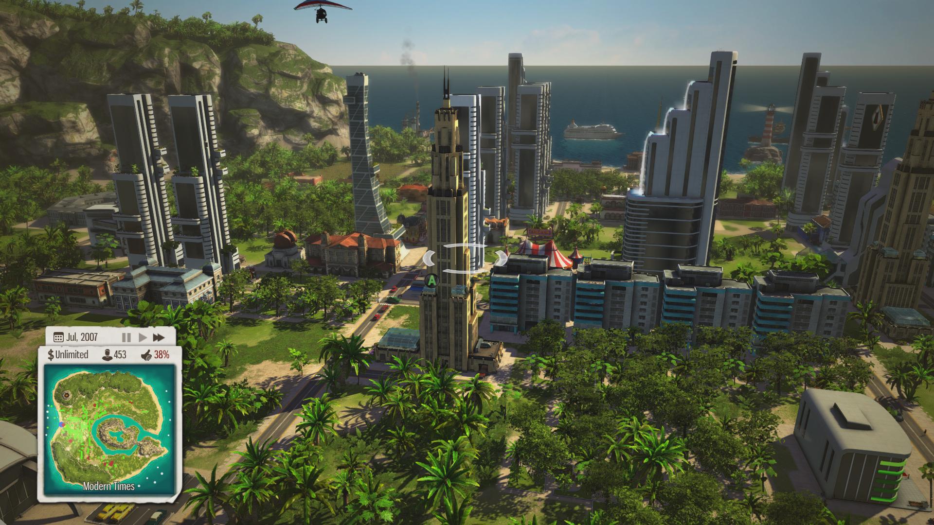 Tropico 5 Penultimate Edition Review Screenshot 1