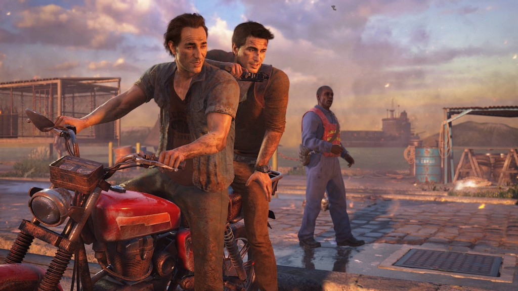 UNCHARTED 4 A Thief's End Review Screenshot 3